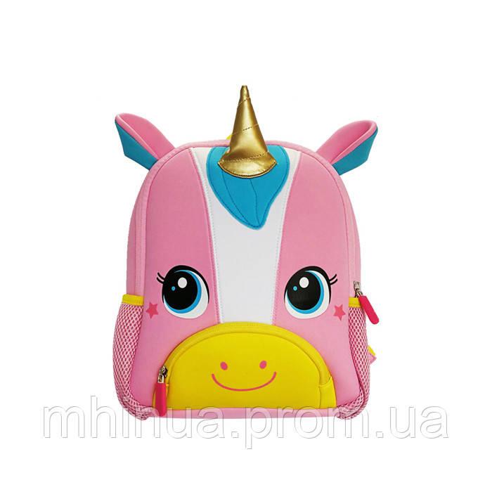 Детский рюкзак Nohoo Единорог (TQ3001 Pink)