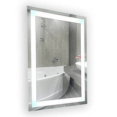 "Зеркало LED (50*80*3см) ""JANVIER"" PR-D1"