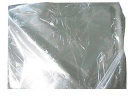 Пакет прозрачный полипропиленовый + скотч  32*26+4\25мк +скотч (1000 шт)