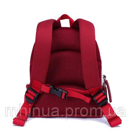 Дитячий рюкзак Nohoo Олень Маленький Червоний (NHQ010), фото 2