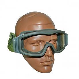 Тактические очки-маска 3 линзы