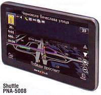 GPS навигатор Shuttle PNA-5008