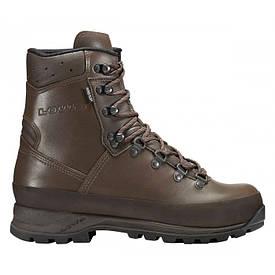 Ботинки LOWA Mountain GTX горные коричневые
