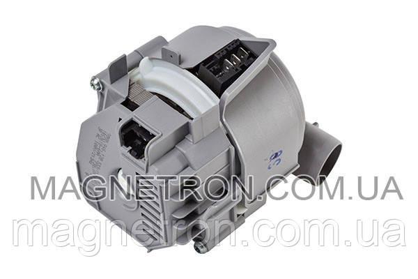 Помпа циркуляционная EDS + тэн + хомут шланга для посудомоечной машины Bosch 755078, фото 2