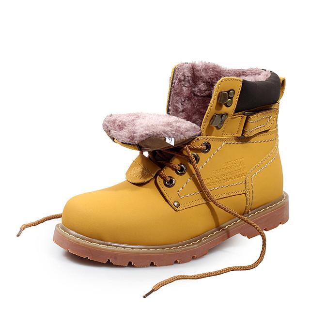 Подобрать ботинки для мужчин на зиму