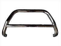 Защита переднего бампера (кенгурятник)  Fiat Doblo 2000-2004