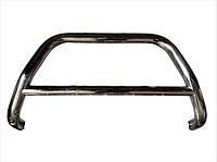 Защита переднего бампера (кенгурятник)  Mercedes Vito 1996-2003