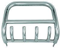 Защита переднего бампера (кенгурятник)  Suzuki Jimny 1998+