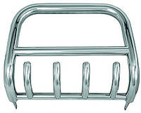 Защита переднего бампера (кенгурятник)  VW Amarok 2010+