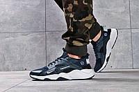 Кроссовки мужские 16223, Nike Air Huarache, темно-синие ( размер 41 - 26,5см )