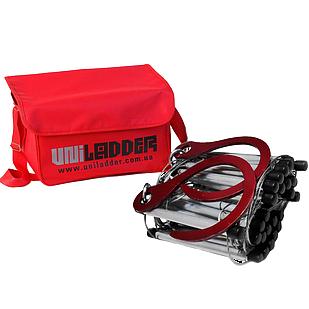 Універсальна рятувальна сходи Uniladder 2L-1000 Silver (2d-144)