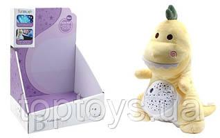 М'яка музична іграшка з проектором Funmuch Дракоша (6476751)
