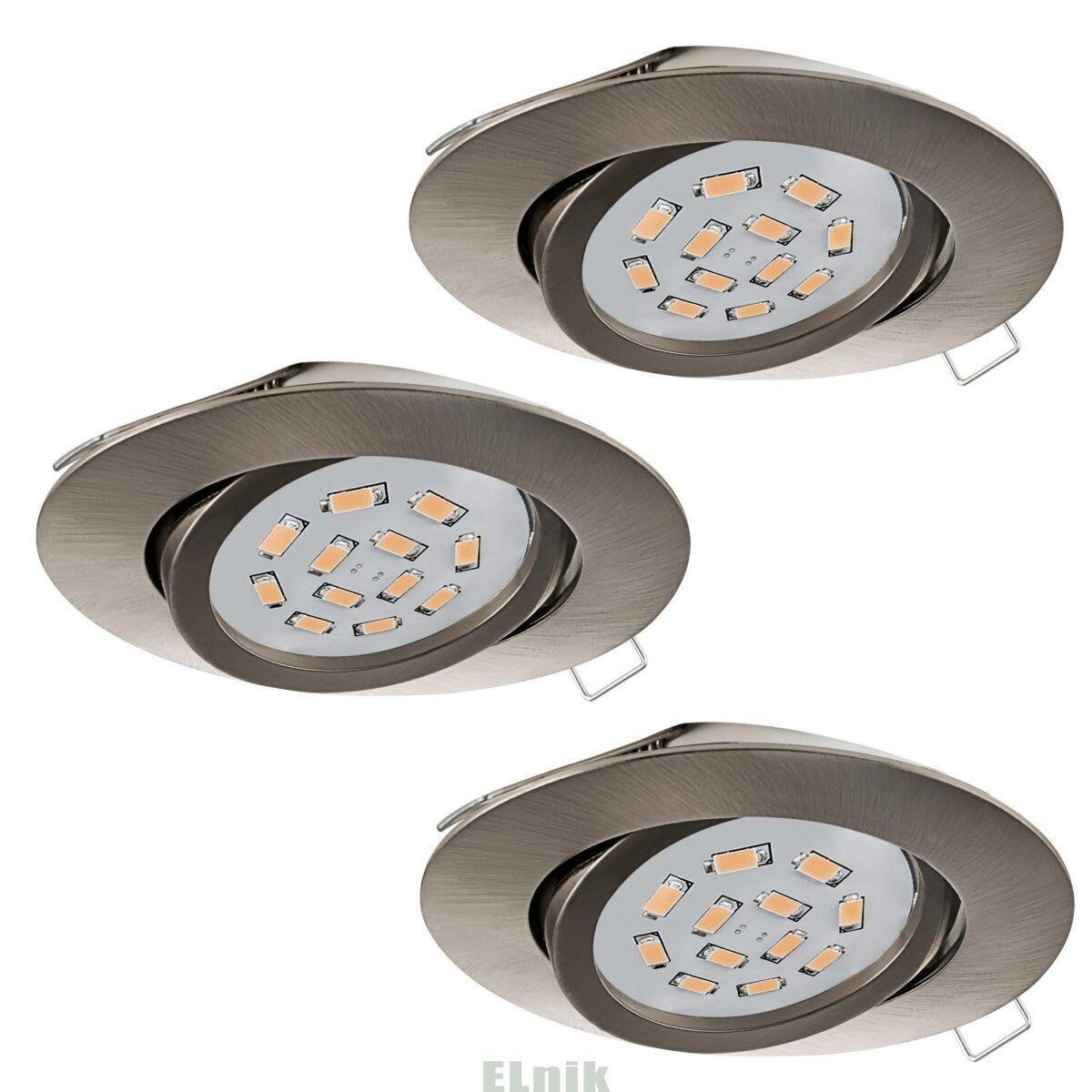 Комплект светильников светодиодных встраиваемых TEDO, Eglo [31689]