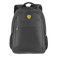 Рюкзак для ноутбука Ju Xi Long 3 отделения 32х48х17 ткань Нейлон на ПВХ основе  кс9621ч