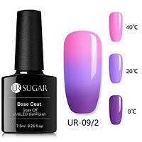 Термо гель-лак для ногтей маникюра термолак 7.5мл UR Sugar, UR-09/2