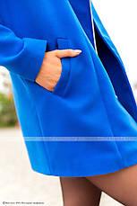Кашемировое пальто на атласной подкладке, фото 2