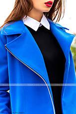 Кашемировое пальто на атласной подкладке, фото 3