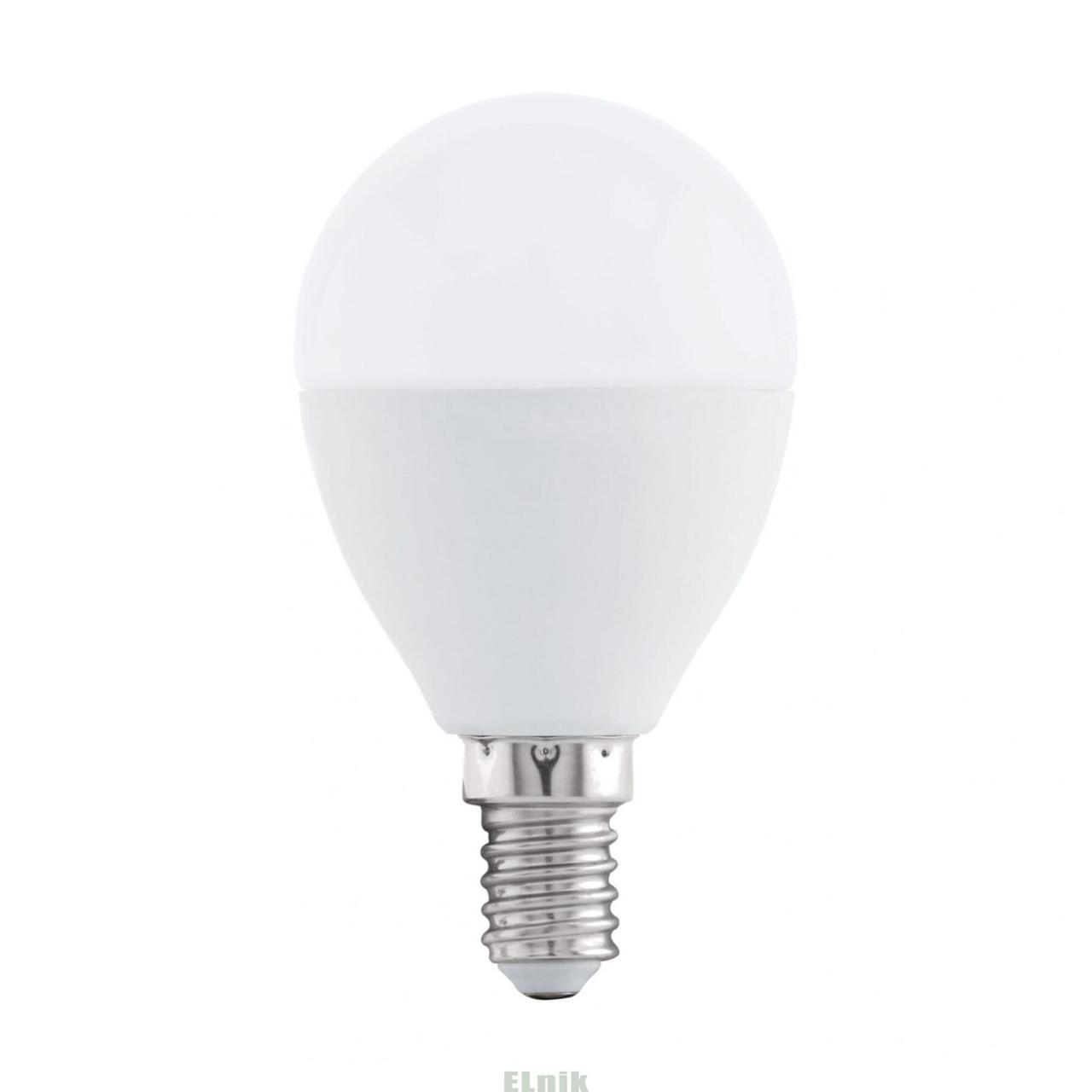 Лампа RGB светодиодная диммируемая умный свет LM LED 2700-6500K GU10, Eglo [11672]