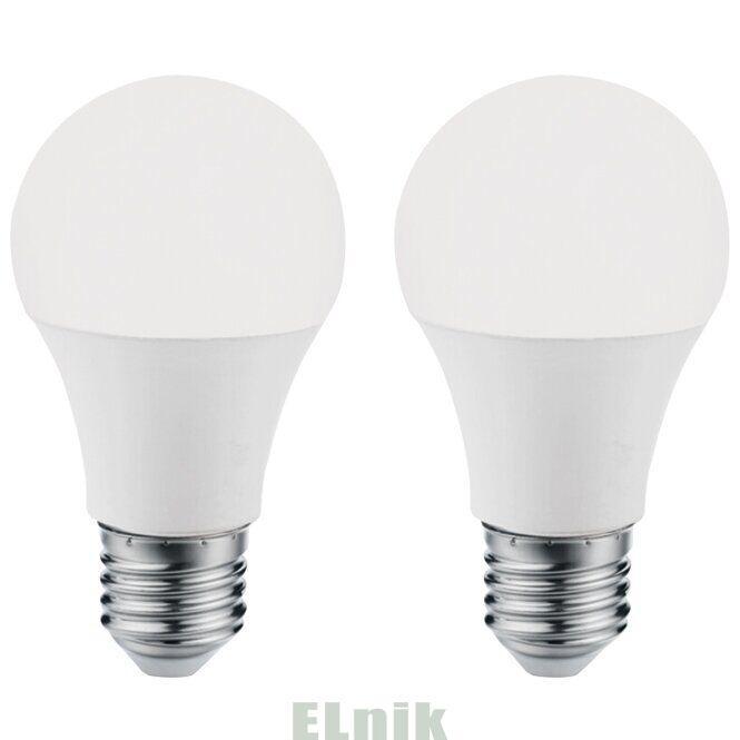 Лампа светодиодная LM LED E27 4000K, Eglo [11486]