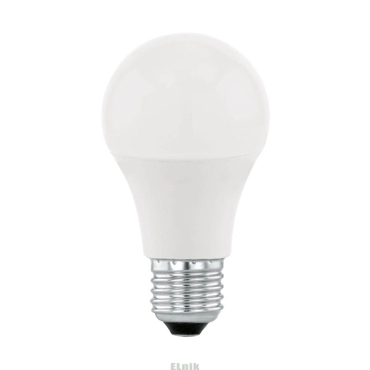 Лампа светодиодная диммируемая умный свет 3000K LM LED E27, Eglo [11684]