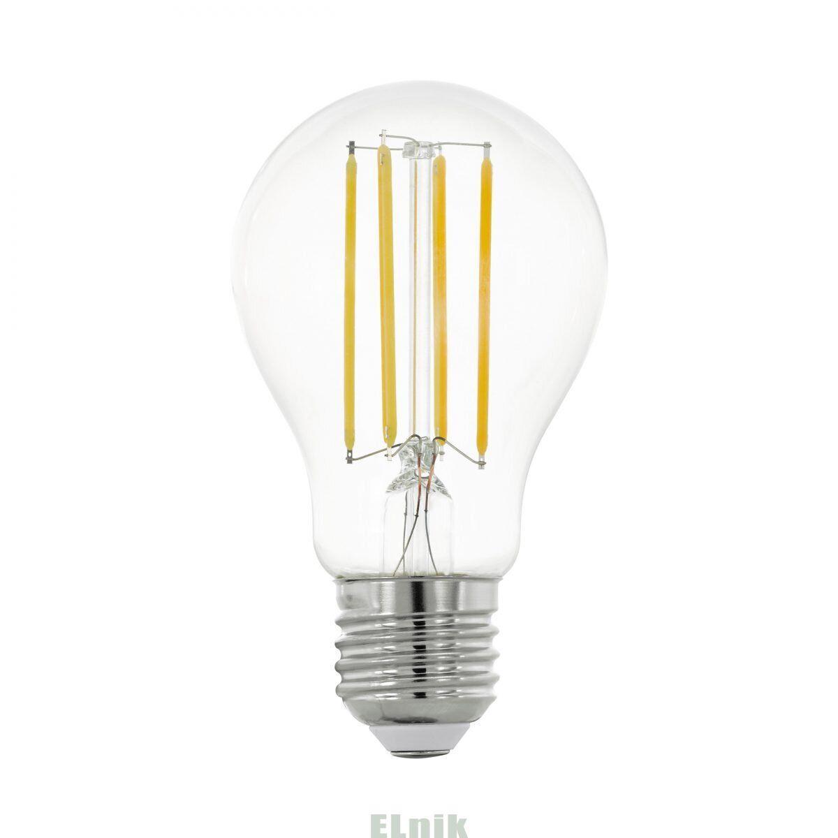 Лампа светодиодная филаментная LM LED E27 2700K, Eglo [11755]