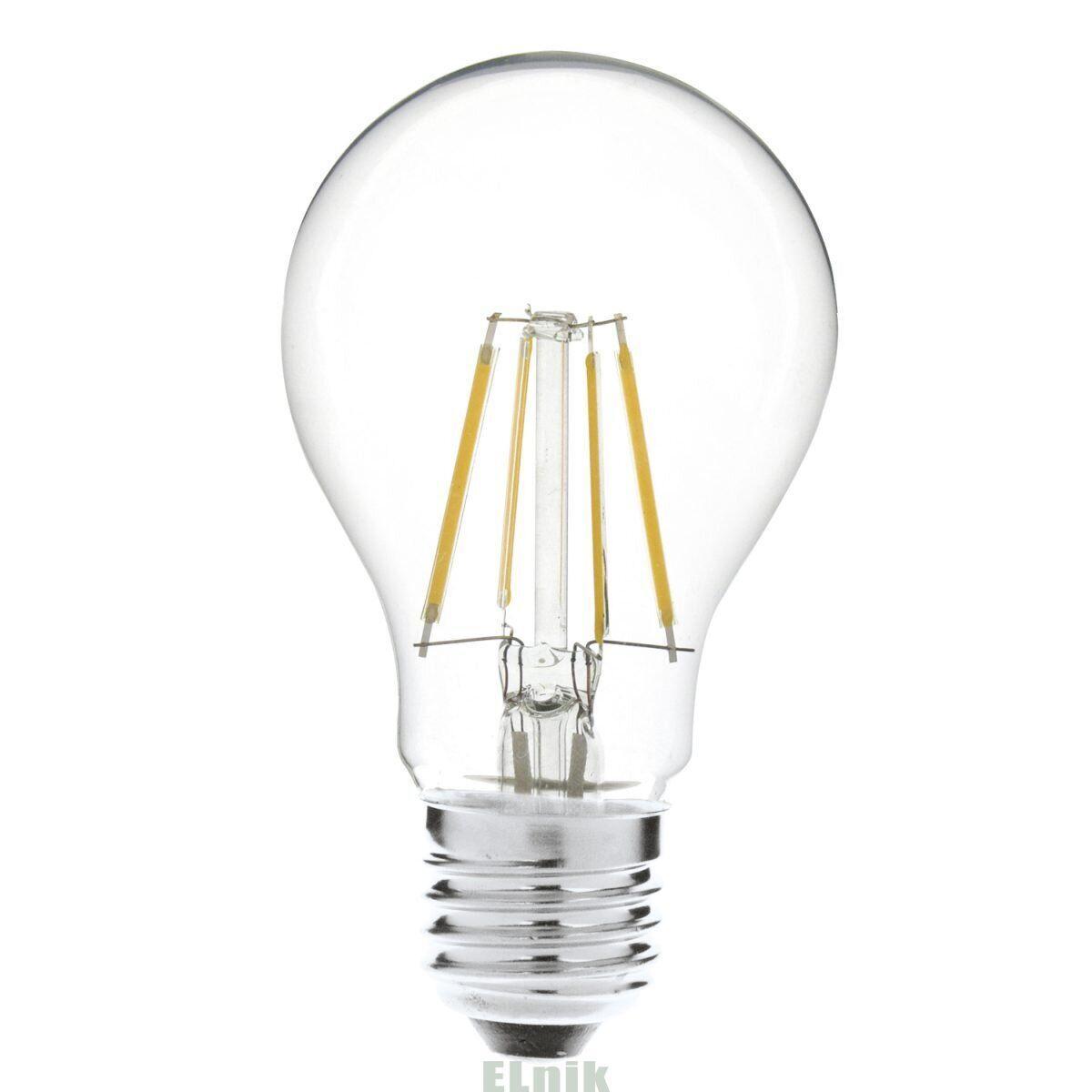Светодиодная лампа LM-SET 3XE27-LED A60 4W 2700K, Eglo [10042]