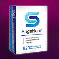 SugaNorm (ШугаНорм) - средство от диабета, фото 1
