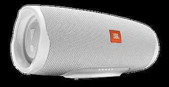 Вологозахищена акустика JBL Charge 4 White