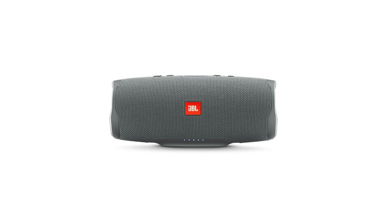 Влагозащищенная акустика JBL Charge 4 Grey