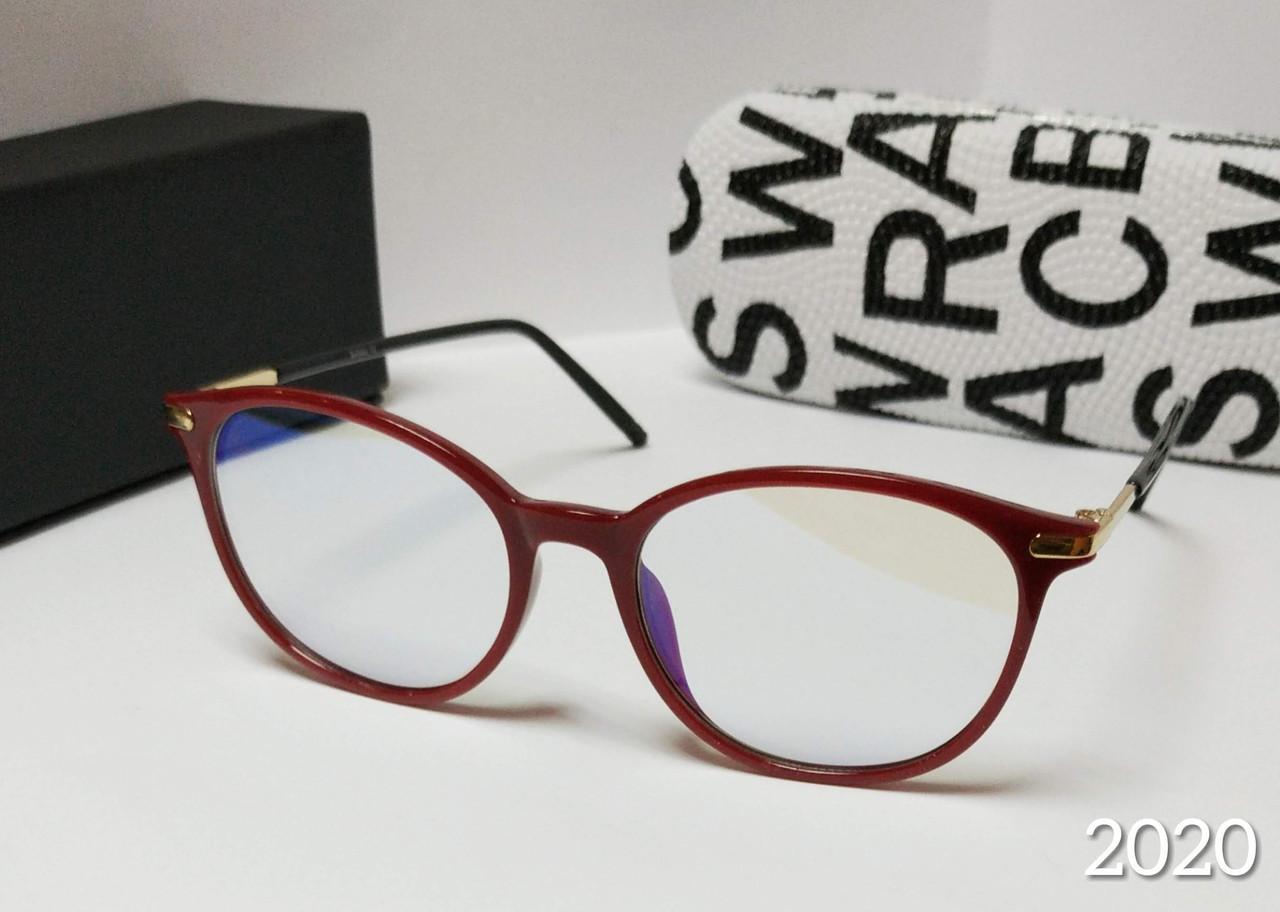 Компьютерные очки Bellamy 8004 красные