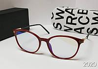 Компьютерные очки Bellamy 8004 красные, фото 1