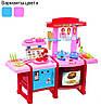 Детская кухня интерактивная игровая BabyMaxi для детей