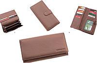 Женский кожаный кошелек под много карт Marco Coverna