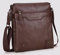 Мужская сумка через плечо Polo