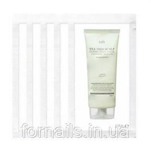 La'dor Tea Tree Scalp Clinic Hair Pack, Маска-пилинг для кожи головы с чайным деревом 10 мл