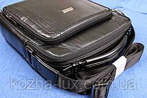 Мужская сумка из натуральной кожи, фото 2
