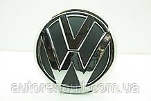 Задний значок на Volkswagen Caddy III 2010-> TURKEY (Турция) 2K5853630ULM