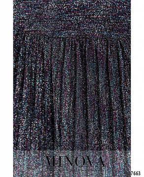 Элегантное вечернее платье с люрексом Размеры 42,44,46,48, фото 2