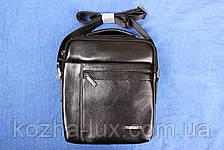 Мужская сумка из натуральной кожи, фото 3