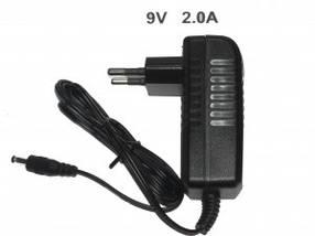Адаптер Блок питания Импульсный 9V 2A RUN&TENG Зарядное для планшетов Сетевые адаптеры Зарядка адаптер , фото 2