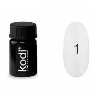Гель-фарба Kodi №01, 5 мл