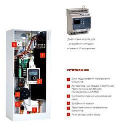 Электрический котел Viessmann Vitotron 100 VLN3-24