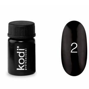 Гель-фарба Kodi №02, 5 мл