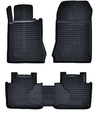 Комплект автомобильных ковриков для Chery Tiggo 2 (2017-)
