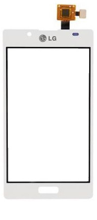 Сенсорный экран LG P705 Optimus L7, Optimus L7 P700 белый
