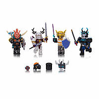 Фигурка Jazwares Roblox Mix &Match Set Days of Knights в наборе 4 шт (10873R)