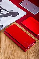 Жіночий шкіряний гаманець Betlewski з RFID 17,5 х 8,5 х 2,5 (BPD-DZ-13)- червоний, фото 1