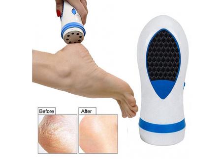 Прибор для удаления огрубевшей кожи стоп Pedi Spin (Реплика), фото 2