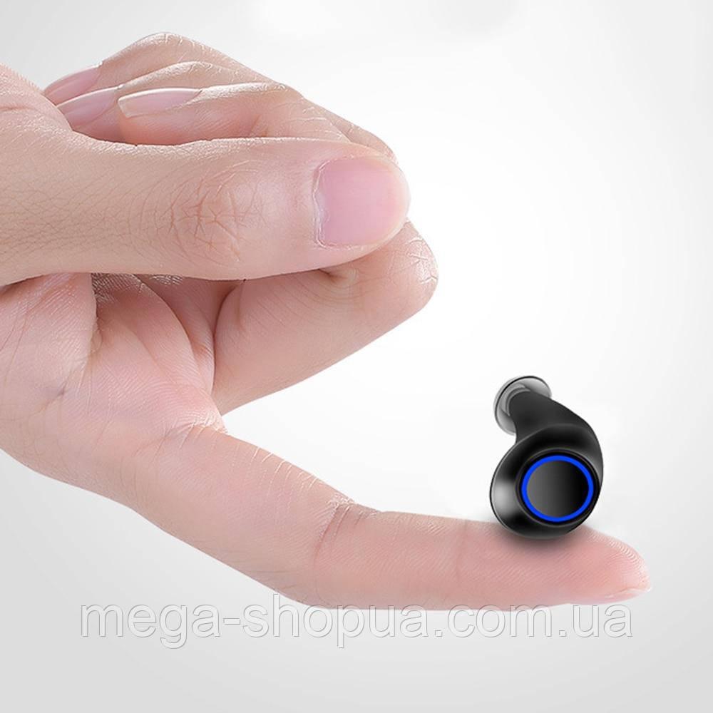 Бездротові сенсорні Bluetooth навушники Air Pro TWS S2 Black з ...