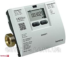 Ультразвуковой многофункциональный теплосчетчик MULTICAL 403 DN15 G¾B x 165 mm, резьба,Qp 1,5 м3/ч (Kamstrup)